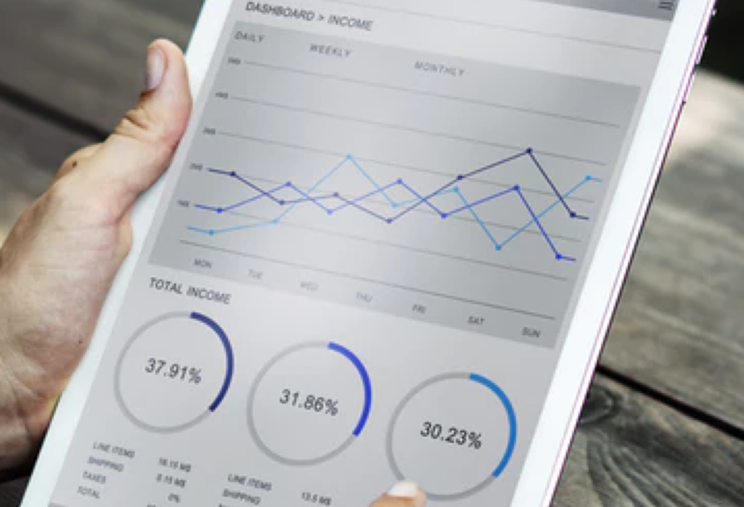 Provide a user-friendly dashboard with ongoing reporting